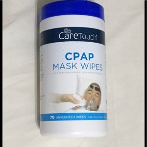 CPAP Mask Cleaning Wipes